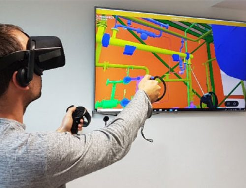 CPQ INGENIEROS INTRODUCES VIRTUAL REALITY TECHNOLOGY FOR THE DEVELOPMENT OF FUTURE PROJECTS